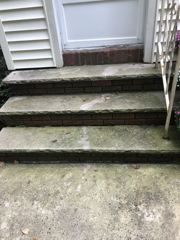 Power Cleaning Stoop